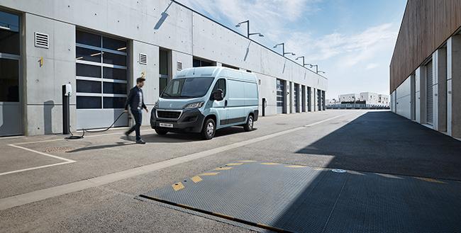 Las posibilidades que ofrecen hacen que el vehículo sea una opción para muchos profesionales.