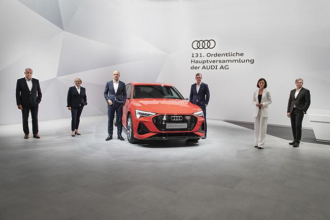 La junta de accionistas de Audi AG ha aprobado la incorporación de las acciones que quedaban fuera al Grupo Volkswagen.