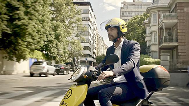 """""""El ciclomotor eléctrico es uno de los descubrimientos personales que más me ha gustado"""""""