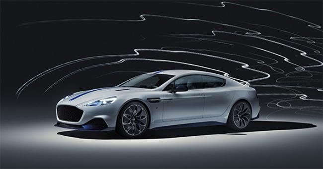 Aston Martin Rapide E.