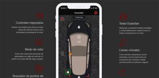 Teslife, una de las aplicaciones de Tesla para iOS, que no podrá subir a la Appstore.