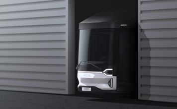 Camión eléctrico Volta Zero.