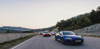 Los cursos Audi Driving Experience , en esta edición, contarán con todas las medidas de seguridad que impone la pandemia.