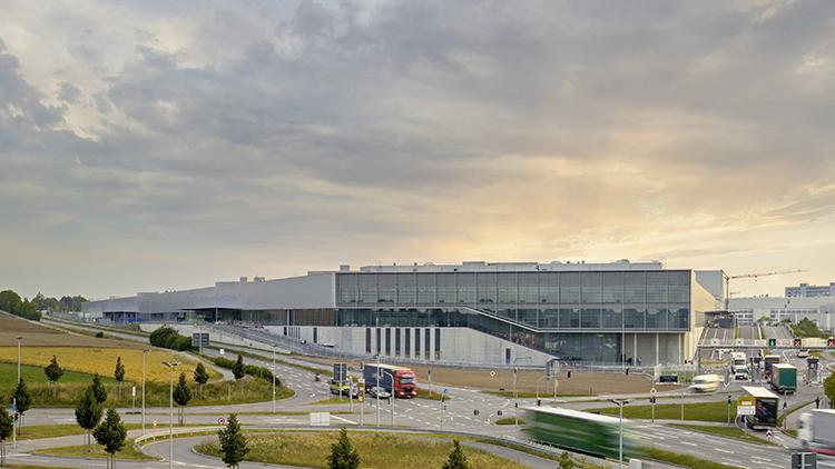 Factory 56 de Mercedes-Benz.
