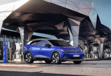 El ID.4 es el primer SUV eléctrico de Volkswagen.
