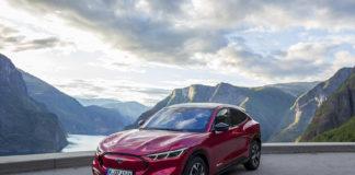 """Tal y como afirma Ford, el Mustang Mach-E se ha concebido para """"hacer sonreír a Europa""""."""