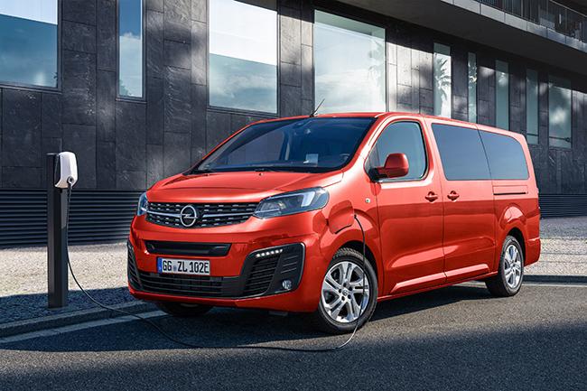 furgonetas electricas 2021