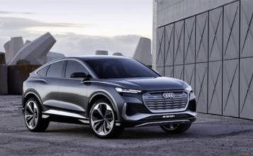 En el GREENTECH FESTIVAL, Audi hará la presentación oficial del Q4 e-tron Sportback.