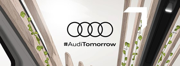 Audi en el GREENTECH FESTIVAL.