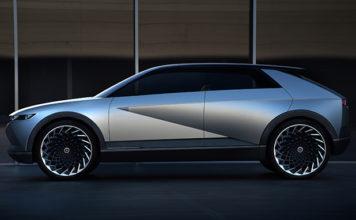 GREENTECH FESTIVAL acoge la visión de Hyundai de la movilidad futura y el Hyundai 45 EV Concept, la base del IONIQ5.