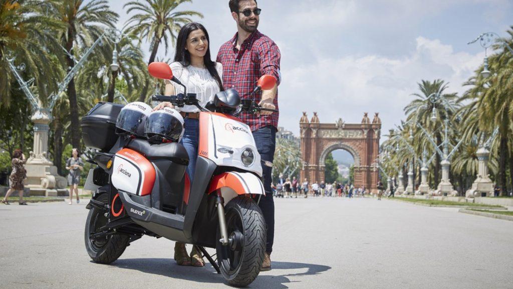 motosharing en barcelona