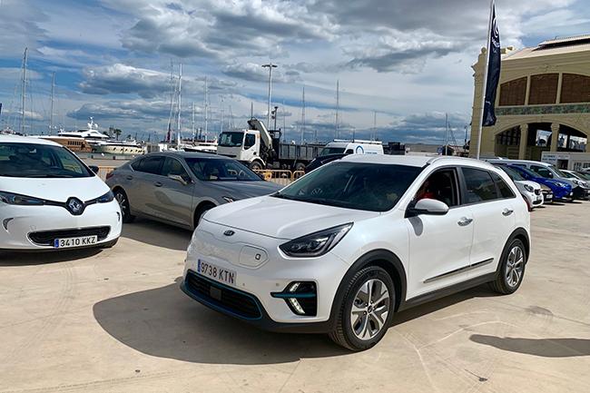 Hay previstas 1.500 pruebas de vehículos entre el 28 de septiembre y el 3 de octubre.