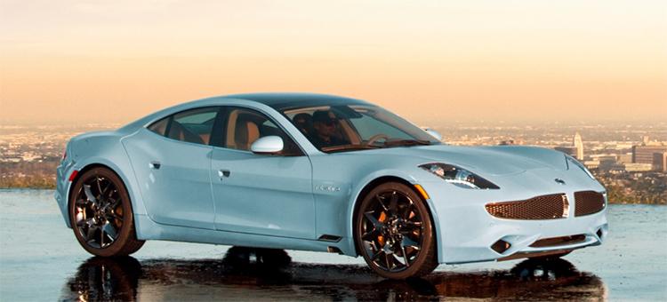 El Karma Revero es una espectacular berlina de lujo con dos motores eléctricos y de autonomía extendida.