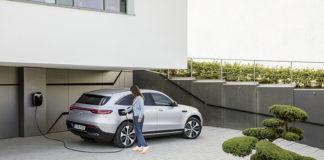 El alquiler con opción a compra ya integra en España el Wallbox de Mercedes-Benz