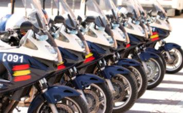 ZERO Motorcycles DSR para la Policía Nacional.
