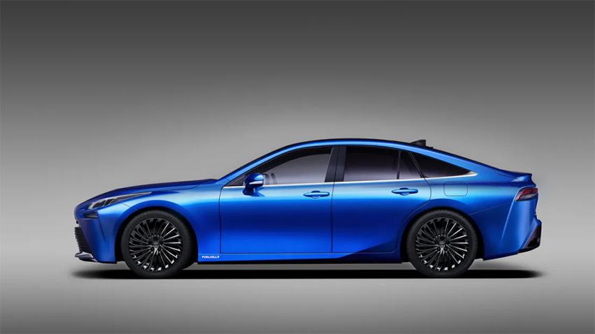 Toyota presentó en el pasado Salón de Tokio, de octubre del año pasado, el nuevo modelo.