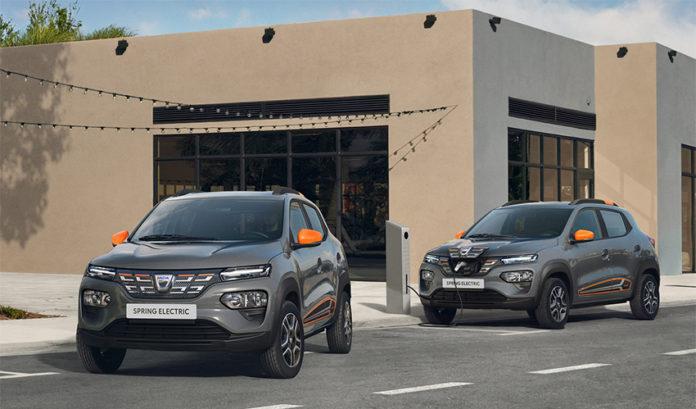 Nuevo Dacia Spring Electric, un urbano de aspecto SUV.