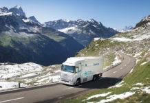 7 unidades del Hyundai XCIENT Fuel Cell ya circulan por Suiza.