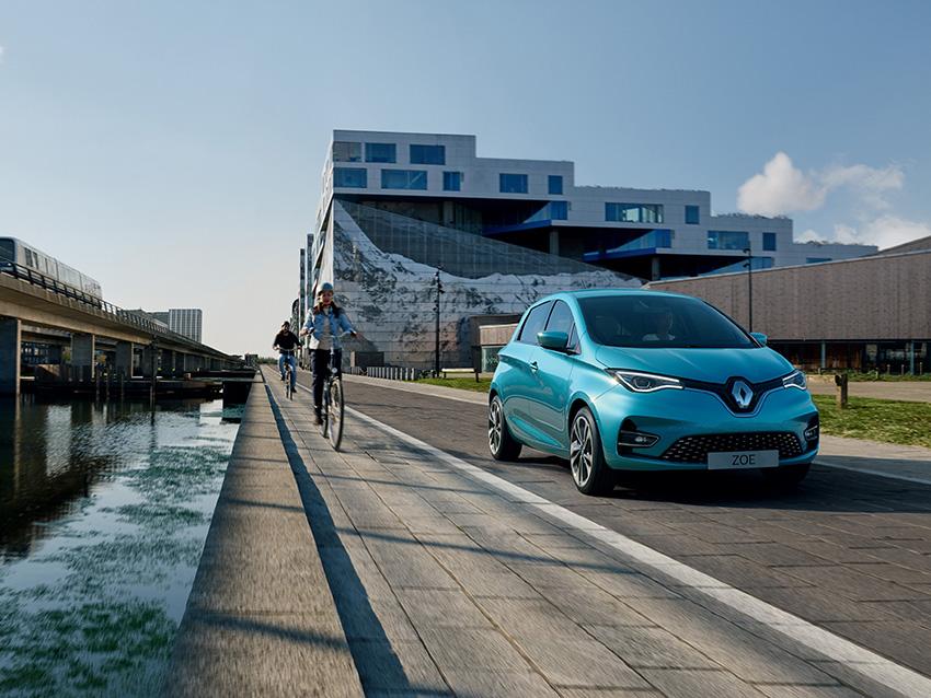 Las cifras de ventas del Renault ZOE en España y en Europa sigue haciendo que el coche sea uno de los líderes indiscutibles del mercado de los eléctricos.