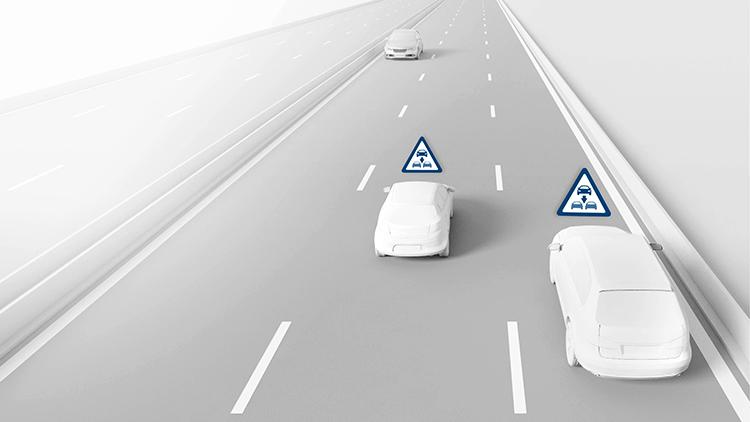 Los accidentes frontales en autopistas y autovías tienen una gravedad y una mortalidad mucho mayor que los que ocurren en otras carreteras.