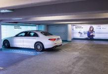 automatic valet parking