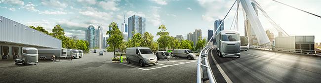 Electromovilidad de Bosch.