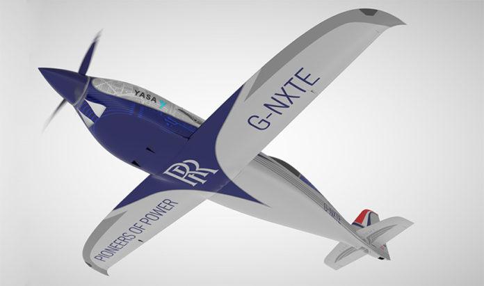 ionBird ya está preparado para realizar el vuelo y alcanzar el récord de velocidad.