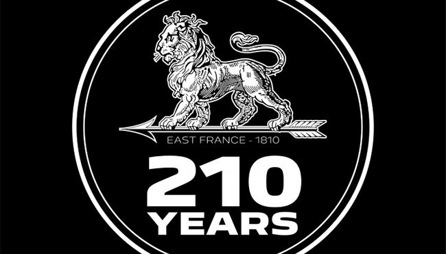 Logotipo del aniversario.