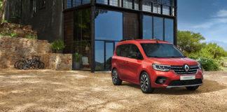 """Nueva Renault Kangoo para """"familias y tribus dinámicas""""."""