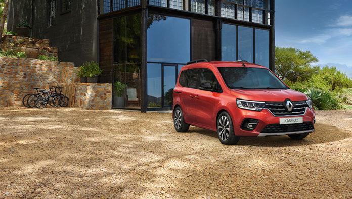 Nueva Renault Kangoo para