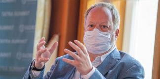 Andy Palmer, vicepresidente del consejo de InoBat.