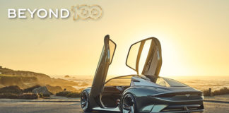 Bentley presentó Beyond100, vía streaming, el pasado 5 de noviembre.