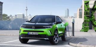 El nuevo y divertido Opel Mokka-e llegará con dos nuevos niveles de acabado: Ultimate y GS Line.