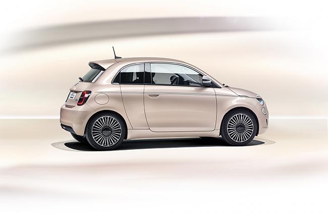 Fiat 500. Pack Chrome de Mopar.