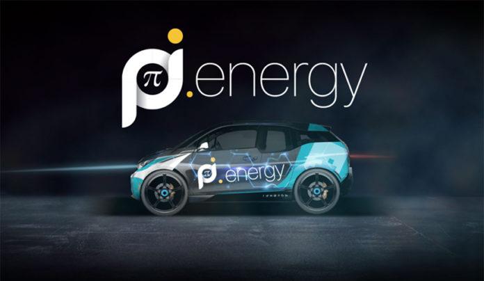 Pi, el coche de energía de neutrinos.
