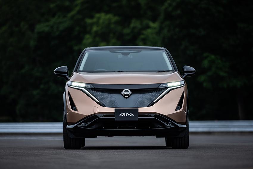 El Ariya marca un antes y un después para la era de los vehículos eléctricos de Nissan.