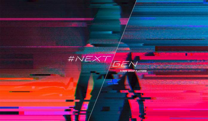 BMW #NEXTGen 2020 .