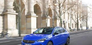 El Opel Corsa se fabrica en exclusiva en la planta de Figueruelas, Zaragoza.