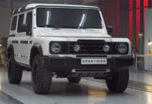 El INEOS Grenadier es el todoterreno que llega para ocupar el vacío dejado por el Land Rover Defender.