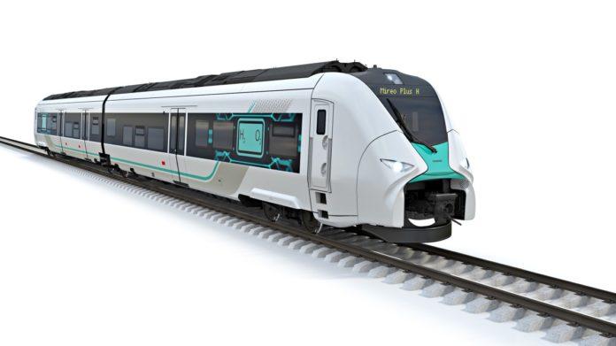 tren de hidrógeno