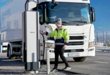 El acuerdo entre Scania, EV Box y Engie se extenderá, inicialmente, por 13 países europeos.