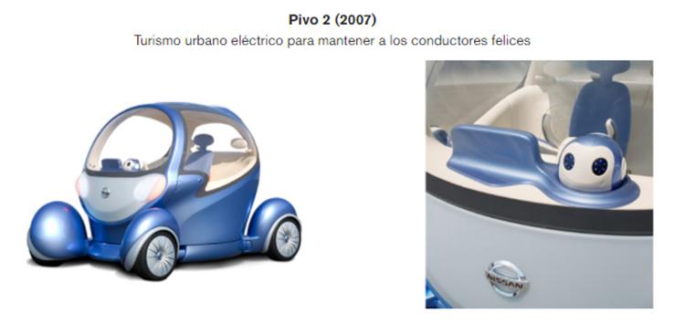 Nissan Pivo 2007
