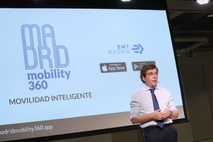 madrid mobility 360