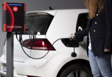 Cargador para vehículos eléctricos de EDP para el domicilio.