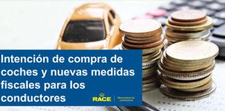 Encuesta del RACE sobre intención de compra, ayudas y otros temas.