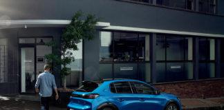 Peugeot e-208, uno de los éxitos de Peugeot en el mercado de vehículos electrificados.