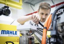 Las pruebas de los sistemas de tracción eléctrica se realizan en condiciones reales de funcionamiento.