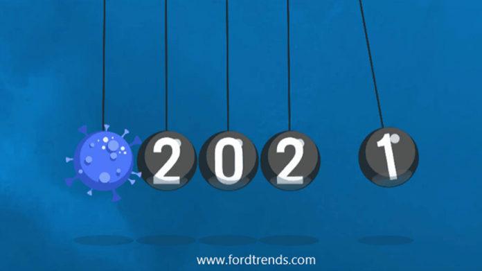 El informe de Tendencias de Ford de 2021 analiza los efectos del coronavirus.