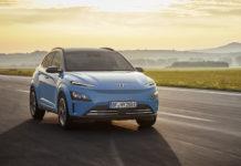 Nuevo Kona EV 2020. EL coche se produce desde marzo en la planta de Hyundai la República Checa.