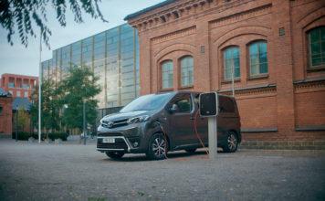 Nueva Toyota Proace Electric Van.